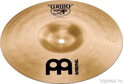"MEINL C10CS China Splash 10"" тарелка"