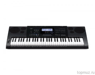 Комплект: синтезатор CASIO CTK-6200 + наушники Casio XW