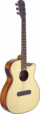 JAMES NELIGAN LIS-MJCFI электроакустическая гитара