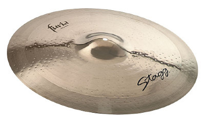 "STAGG F-RR22B rock 22"" ride тарелка"