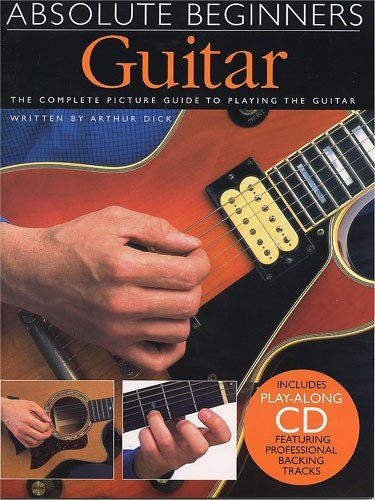 AM92615 Absolute Beginners: Guitar Book One
