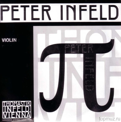 Струна D (III) для скрипки 4/4 Thomastik Peter Infeld Violin PI03A Medium